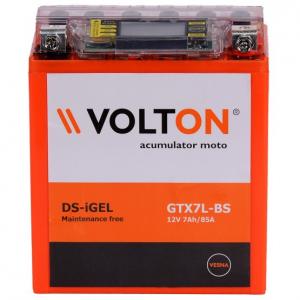 Baterie moto Volton DS-iGEL 12V 7Ah [1]