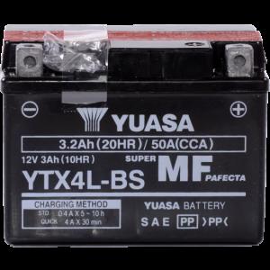 Baterie moto Yuasa AGM 12V 3Ah [1]