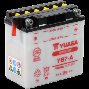 Baterie moto Yuasa YuMicron 12V 8Ah [0]