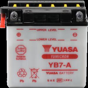 Baterie moto Yuasa YuMicron 12V 8Ah [1]