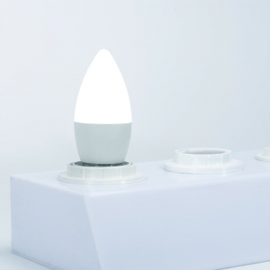 Bec LED Lumanare 5W E27 3000K [1]