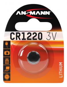 Baterie litiu CR1220 ANSMANN [0]