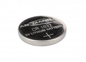 Baterie litiu CR1632 ANSMANN [1]