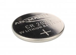 Baterie litiu CR2025 ANSMANN [1]