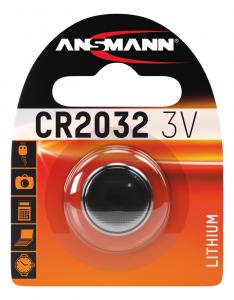 Baterie litiu CR2032 ANSMANN [0]