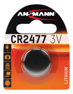 Baterie litiu CR2477 ANSMANN [0]