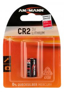 Baterie litiu CR2 ANSMANN [0]