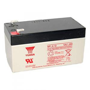 Acumulator stationar plumb acid YUASA 12V 1.2Ah AGM VRLA [0]