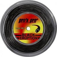 Racordaj Pro's Pro Black Eruption 1.25mm 200m 0