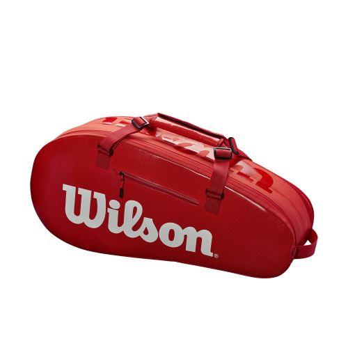 Geanta de tenis Wilson Small Super Tour II , 6 rachete 0