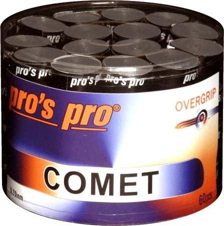 Overgrip-uri Pro's Pro Comet 60buc,negre [0]