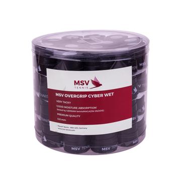Overgripuri MSV Cyber Wet 60 bucati Negru [0]