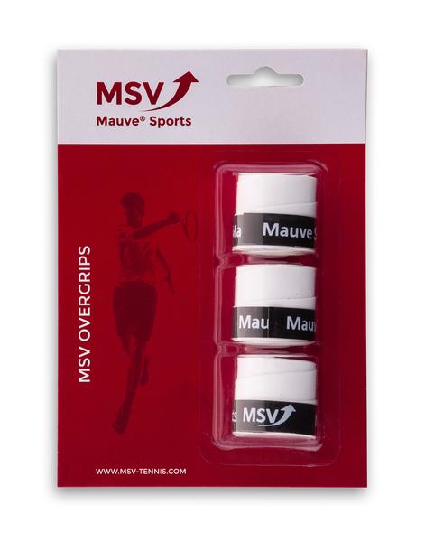 Overgripuri MSV Skin Perforated 3buc Alb  0