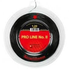 Racordaj Kirschbaum Pro Line II 200m negru [0]