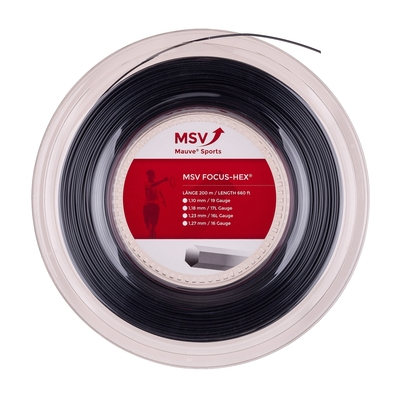 Racordaj MSV Focus-Hex 200m -1.23mm 0