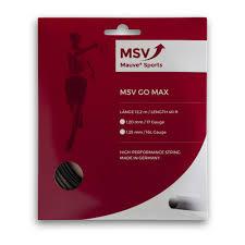 Racordaj MSV GO MAX 12m  Negru 0