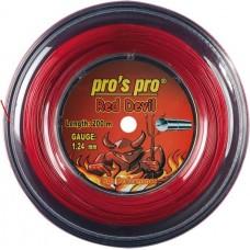 Racordaj Pro's Pro Red Devil 200m 1.24mm 0