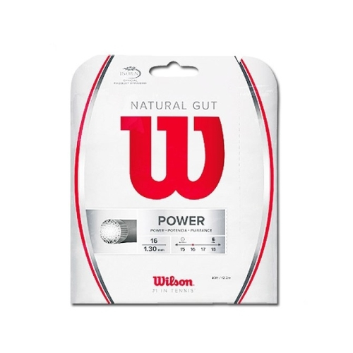 Racordaj Wilson Natural Gut 12m 1.30mm 0
