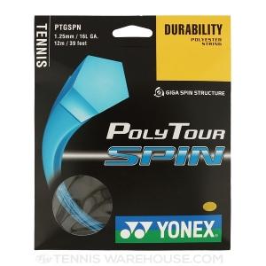 Racordaj Yonex Poly Tour Spin 200m - 1,25mm 0