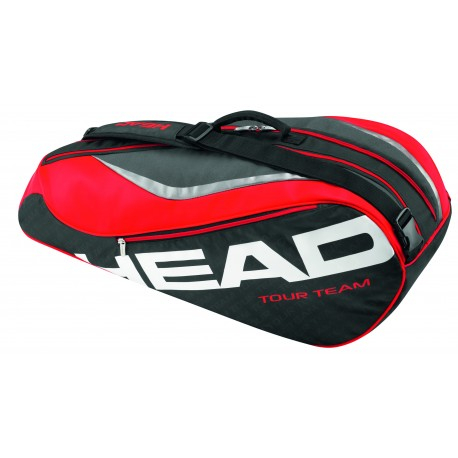 Termobag Head Tour Team Supercombi 6 rachete 0