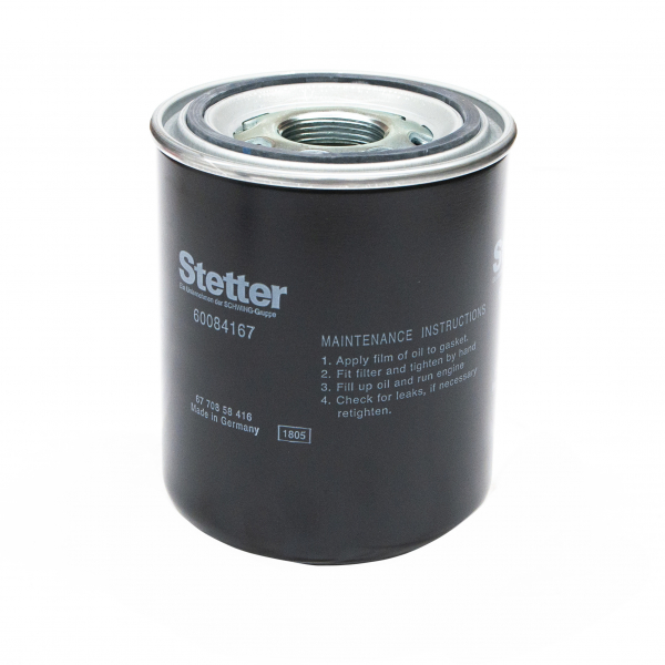 Filtru metal ulei ZF autobetoniere Stetter [1]