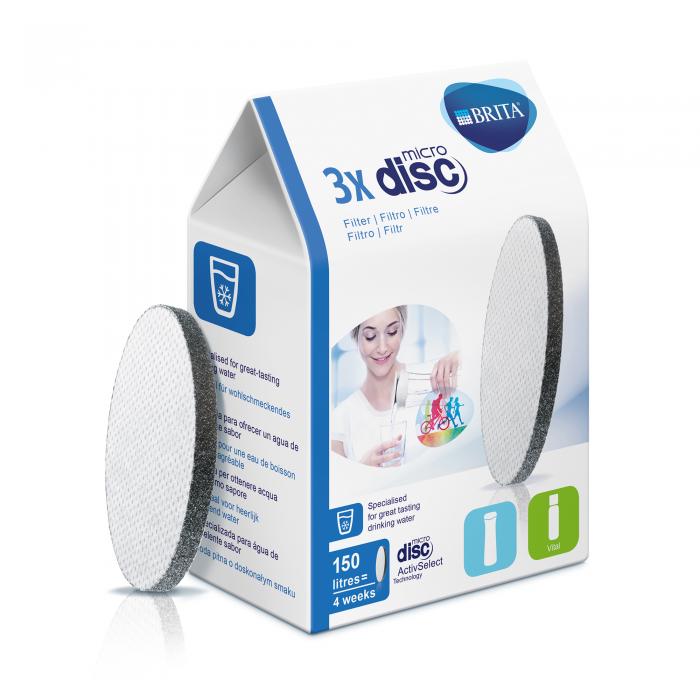 Set 3 buc filtre MicroDisc Brita-big
