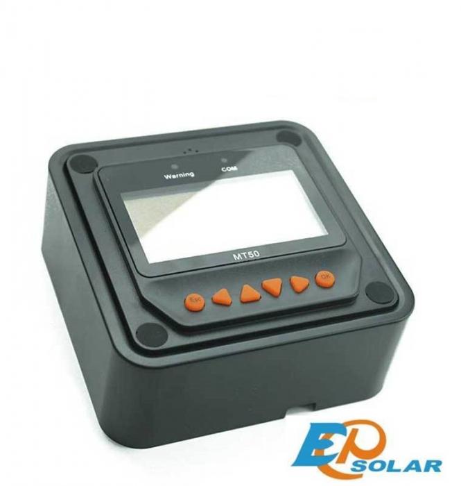 Controler MT-50 cu LCD Display pentru MPPT Tracer-big