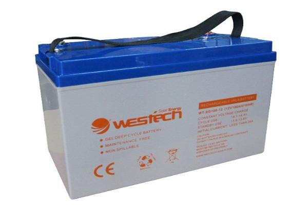Acumulator GEL 200Ah 12V Westech Solar-big