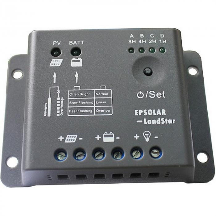 Controler incarcare solara LS0512R-12V-5A-big