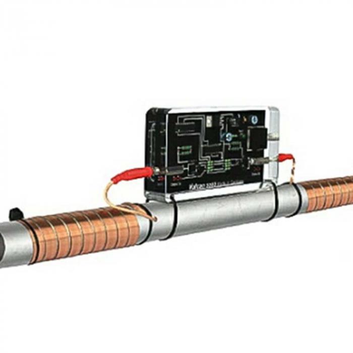DISPOZITIV ELECTRONIC  ANTICALCAR VULCAN 3000 Dmin.1