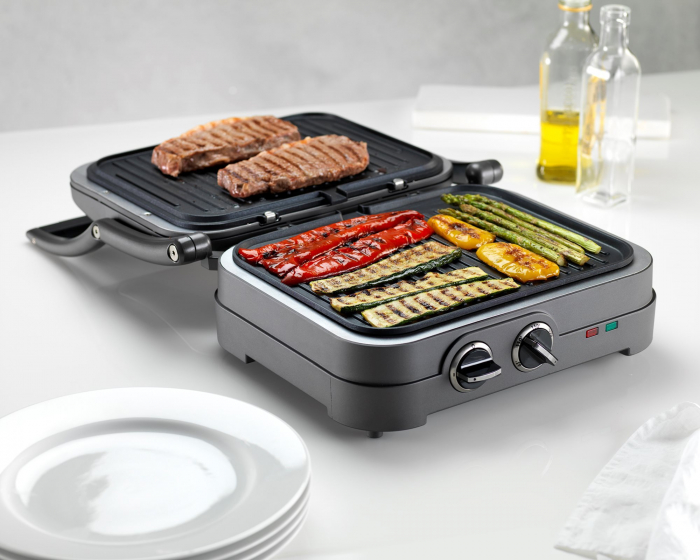 Gratar electric 3-in-1, 1600 W - Cuisinart-big