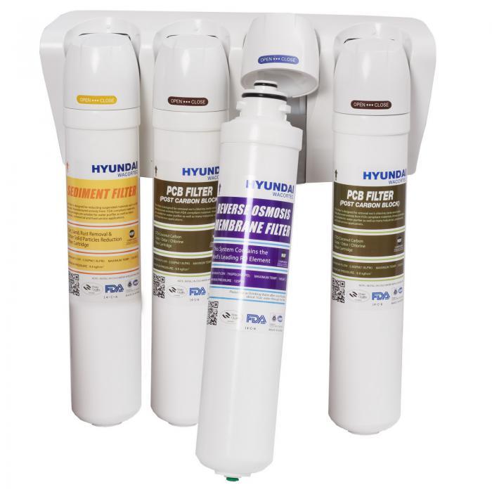 Sistem de filtrare apa cu osmoza inversa Hyundai HQ 7-4F-RO-big