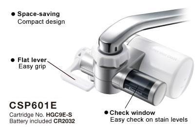 Filtru apă Cleansui Mitsubishi CSP601E-big