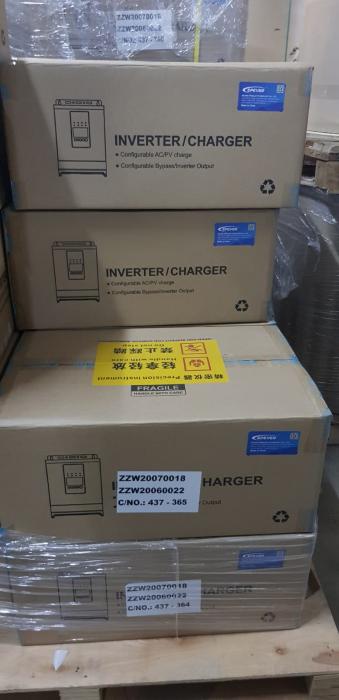 Invertoare Off-Grid Controler MPPT integrat-UP5000-M6342 5000W-48V-big