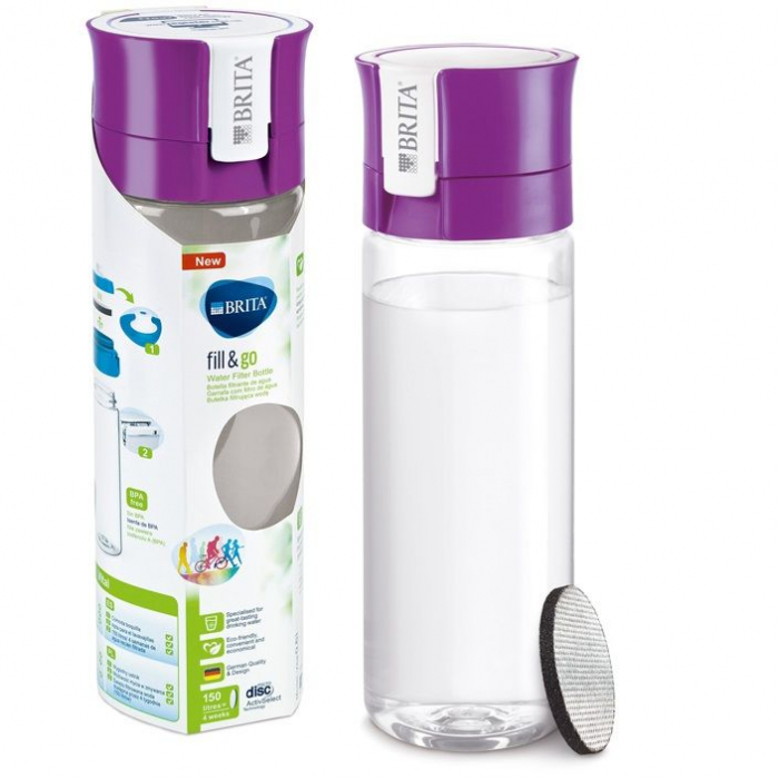 set 4 sticle filtrante Fill & Go Vital-big