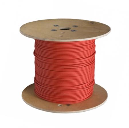 Cablu solar de 4 mm cu protectie UV – ROSU0