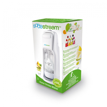 Aparat JET  CO2 - SodaStream3