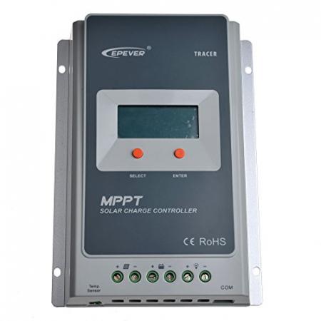 Incarcator solar MPPT Tracer 1210A 12V-24V 10A0
