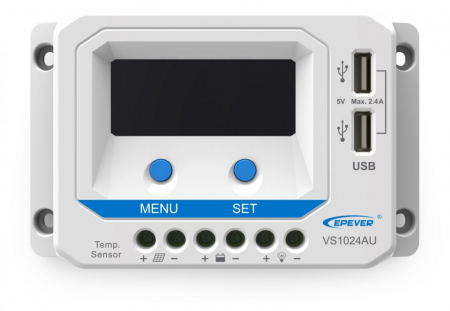 Controler PWM seria VS-AU 10A/20A/30A/40A/50A/60A0
