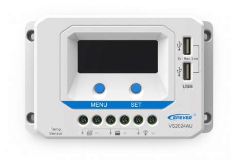 Controler PWM seria VS-AU 10A/20A/30A/40A/50A/60A2