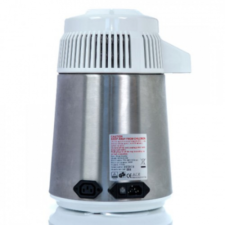 Distilator Apa MegaHome 316 Argintiu cu Negru5