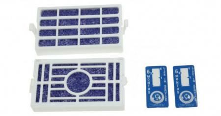 Filtru antibacterian compatibil pentru frigidere Whirlpool 2 buc.0