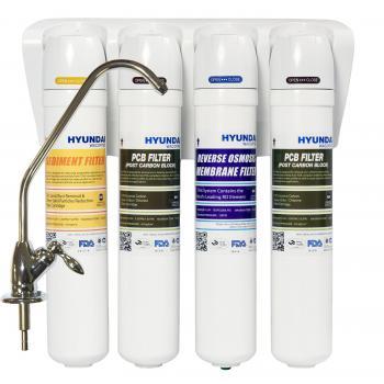 Sistem de filtrare apa cu osmoza inversa Hyundai HQ 7-4F-RO1