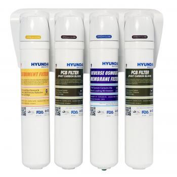 Sistem de filtrare apa cu osmoza inversa Hyundai HQ 7-4F-RO0