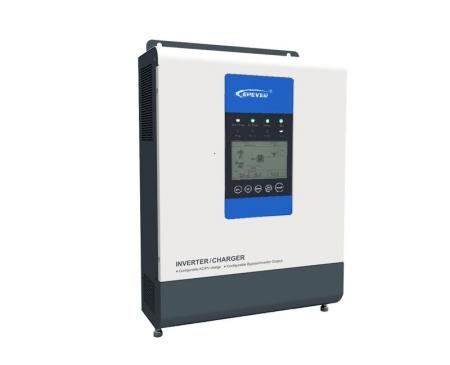 Invertoare Off-Grid UP5000-M8342 5000W-48V cu Controler MPPT integrat1