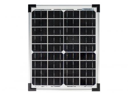 Panou solar fotovoltaic 20W monocristalin0