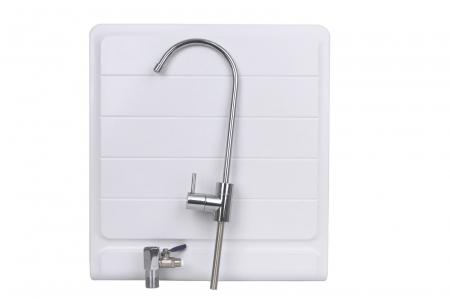 Sistem de filtrare a apei cu robinet, BeWater , 3600-5000 l, Alb7