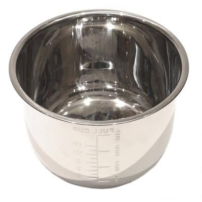 Rezerva pentru Oala Ella Lux de 6 litri -INOX1