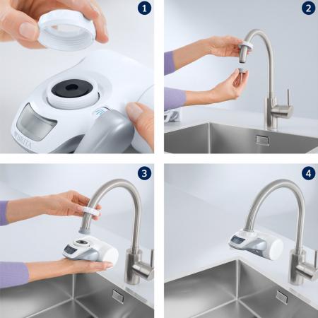 Sistem de filtrare apa - Brita4