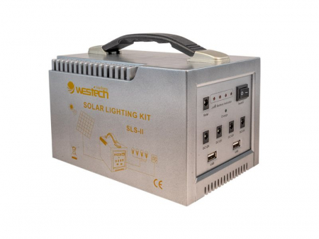 Sistem Fotovoltaic Iluminat cu LED-uri Camping3